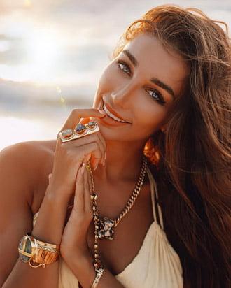 anyuta rai beautiful russian woman