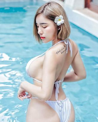 chotika kuanpradit beautiful thai girl