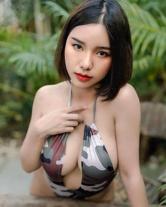 chotika kuanpradit beautiful thai woman