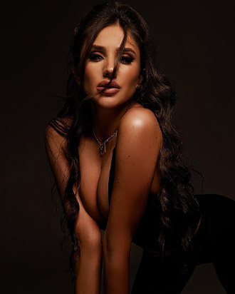 dasha ulyanova beautiful ukrainian girl