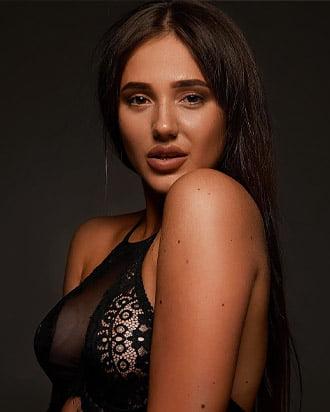 dasha ulyanova pretty ukrainian girl