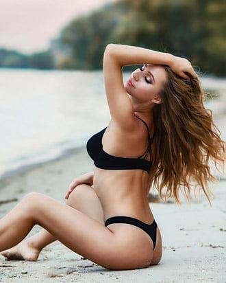 irina evdokimova beautiful ukrainian girl