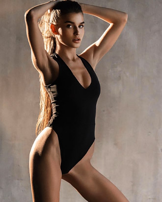 leonila guz pretty ukrainian girl