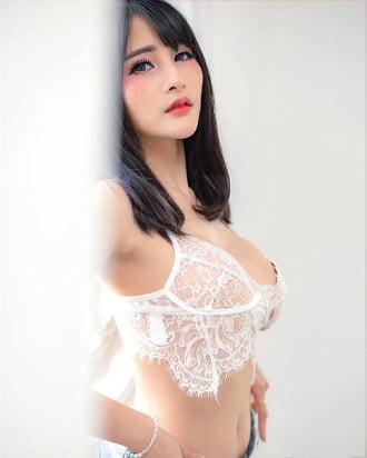 may kuza beautiful thai woman