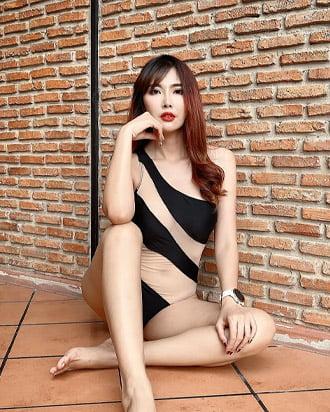 nichapa jungsiripaiboon beautiful thai girl