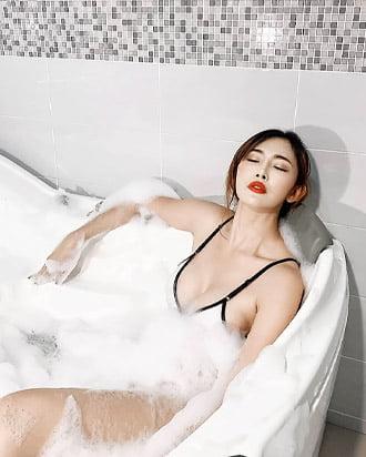 nichapa jungsiripaiboon pretty thai woman