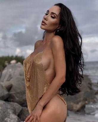 nina serebrova pretty russian woman