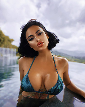 nita kuzmina pretty russian girl