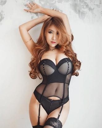 pornphan rujiseth beautiful thai woman
