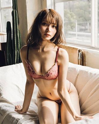 sayaka nitori pretty japanese woman